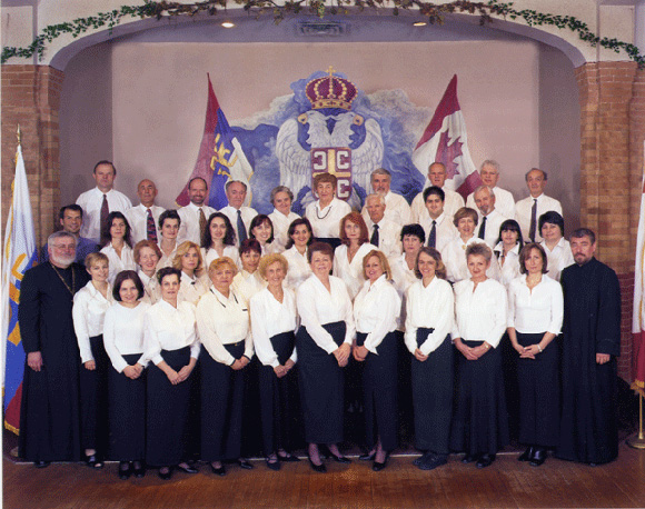 St. Sava Choir 2003
